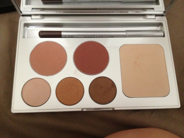 Painted Earth Complete Face Palette Bronze