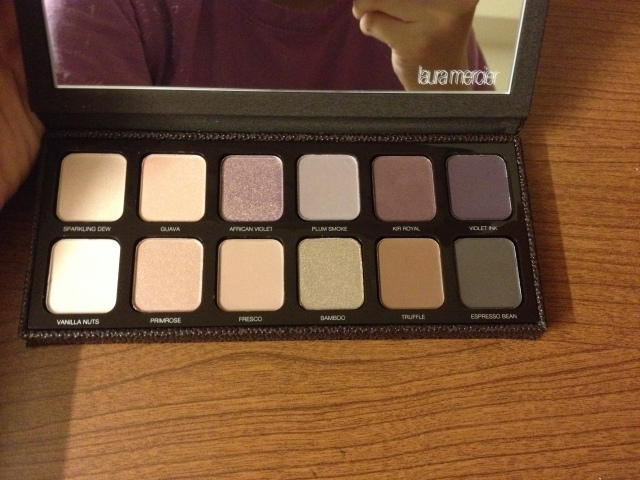 Laura Mercier Artist's Palette for Eyes (dingy)