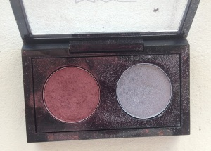MAC Cranberry and Elektra 2